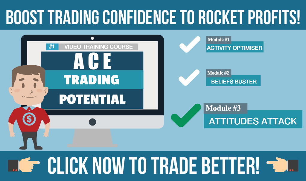 Trading psychology - change your trading attitudes to increase your trading profits!